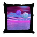 Love Birds Passion Throw Pillow
