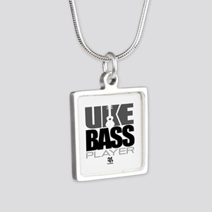 Uke Bass Player Necklaces
