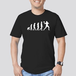 Football Quarterback Evolution T-Shirt