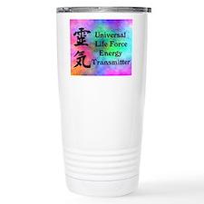 Energy Transmitter Stainless Steel Travel Mug