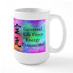 Energy Transmitter Large Mug