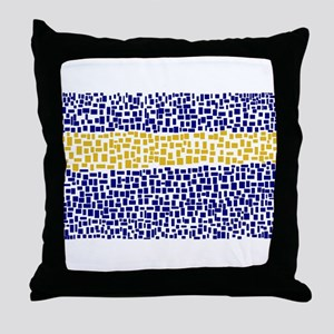 Morrocan Inspired Throw Pillow