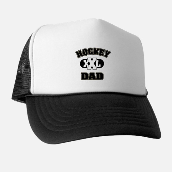 Hockey Dad Trucker Hat