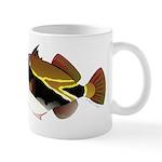 Reef Triggerfish Humuhumu c Mugs