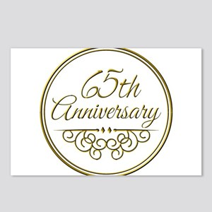 65th Anniversary Postcards (Package of 8)