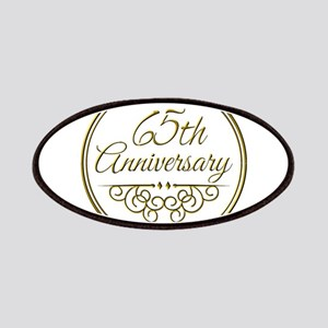 65th Anniversary Patches