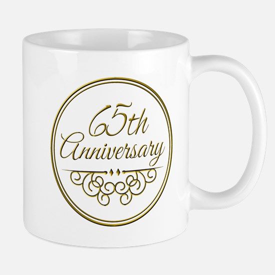65th Anniversary Mugs