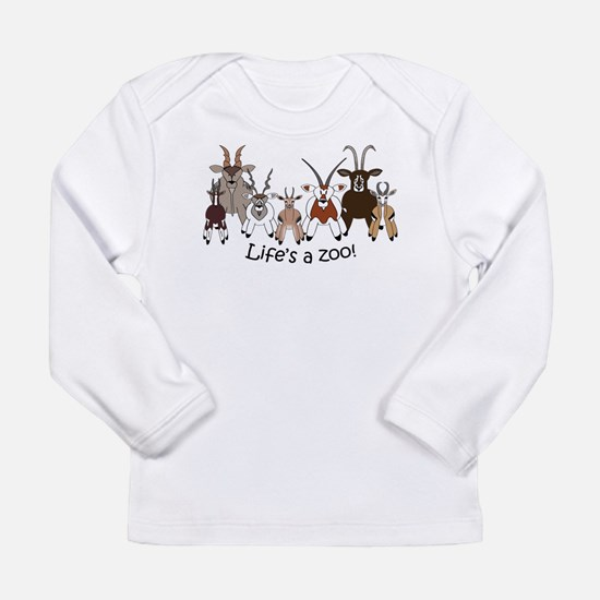 MWC Combo 2 Long Sleeve Infant T-Shirt