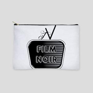 Film Noir Makeup Pouch
