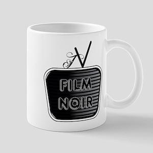 Film Noir 11 oz Ceramic Mug