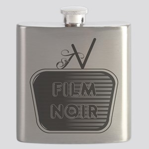 Film Noir Flask