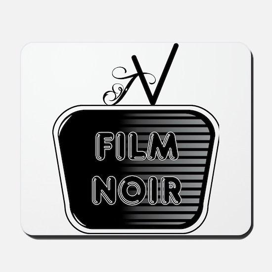 Film Noir Mousepad