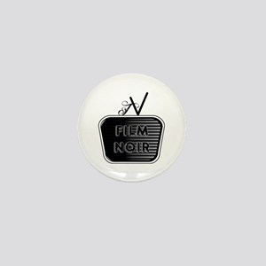 Film Noir Mini Button