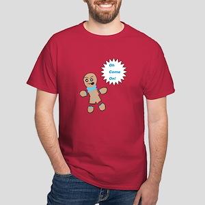 Oh Snap Gingerbread Man 5 T-Shirt