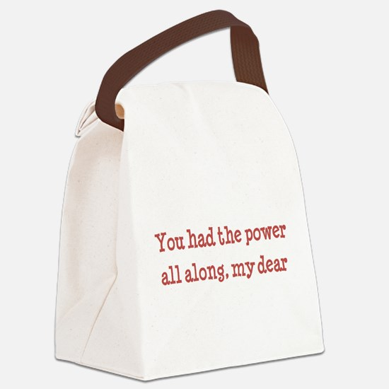 Funny Death note l Canvas Lunch Bag