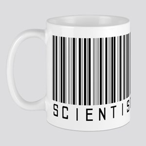 Barcode Science Geek Mug