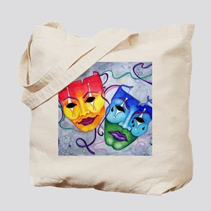 Comedy and Tragedy  Tote Bag