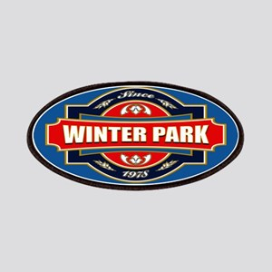 Winter Park Old Label Patches