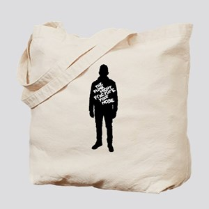 The Funk Might Fracture Your Nose Tote Bag