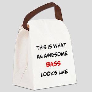 alandarco3727 Canvas Lunch Bag