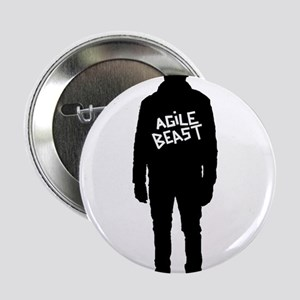 "Agile Beast 2.25"" Button"