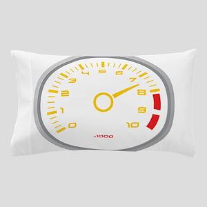 Tachometer Pillow Case