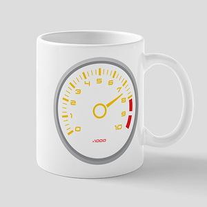Tachometer Mugs