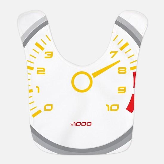 Tachometer Bib