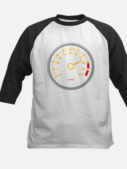 Tachometer Baseball Jersey