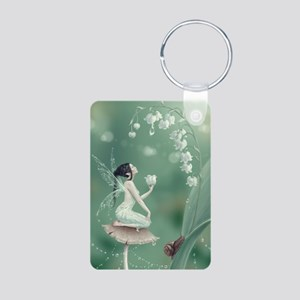 Lily Of The Valley Fairy Keychains