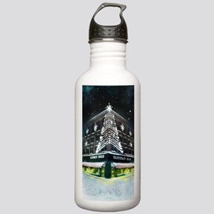 Christmas at Glosser's Stainless Water Bottle 1.0L