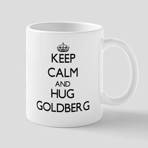 Keep calm and Hug Goldberg Mugs