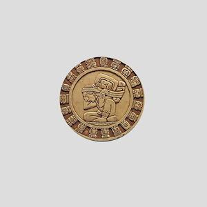 Mayan Calendar Mini Button