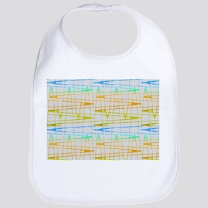 Pitter Patter Splatter Graffiti Cool 47 Bib