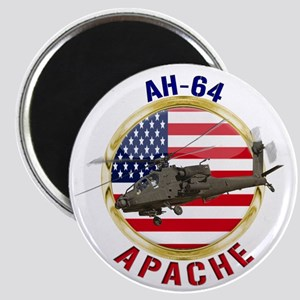 AH-64 Apache Magnets