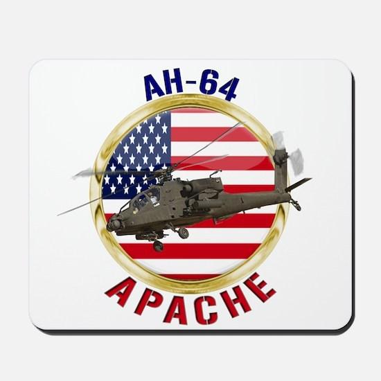AH-64 Apache Mousepad
