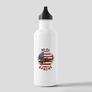 AH-64 Apache Water Bottle