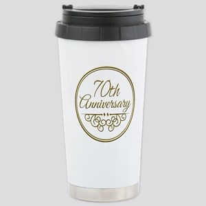 70th Anniversary Travel Mug