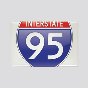 Interstate 95 Magnets