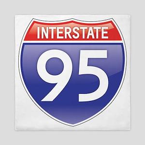 Interstate 95 Queen Duvet