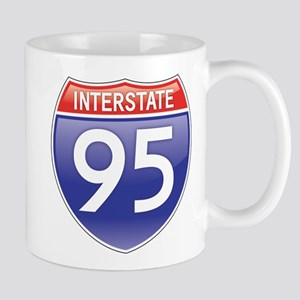 Interstate 95 Mugs