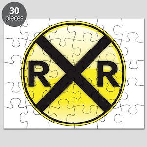 Railroad Crossing Puzzle