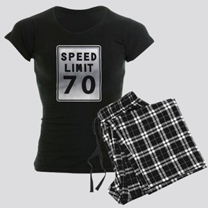 Speed Limit 70 Pajamas