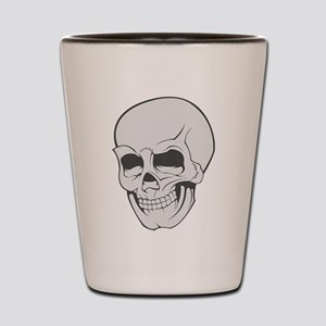 Skull Shot Glass