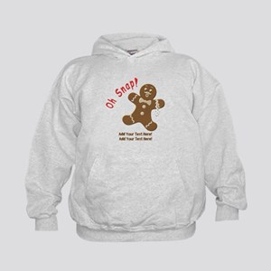 Add Your Text Here Hoodie