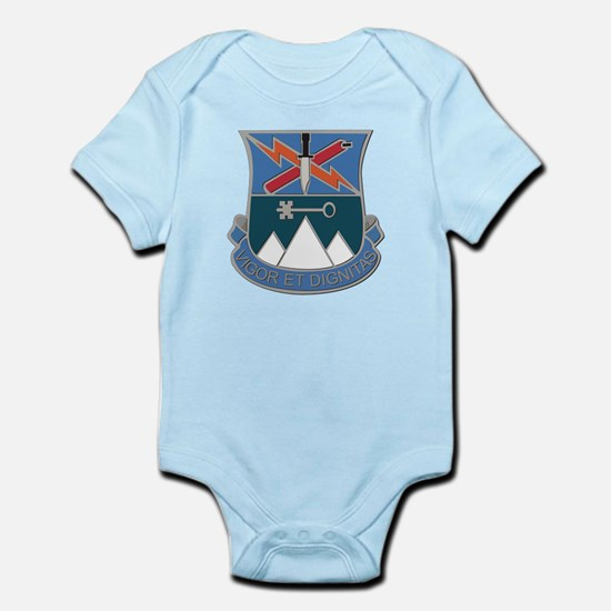 DUI - 2nd BCT - Special Troops Bn Infant Bodysuit