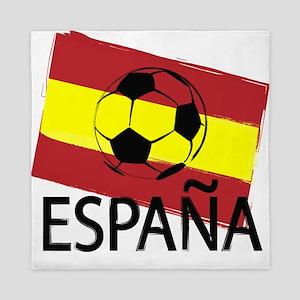 Italia Italy Football Soccer ball Queen Duvet