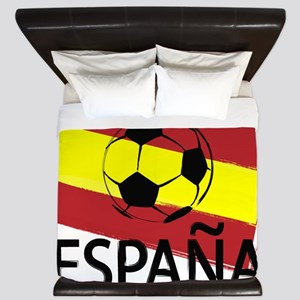 Italia Italy Football Soccer ball King Duvet