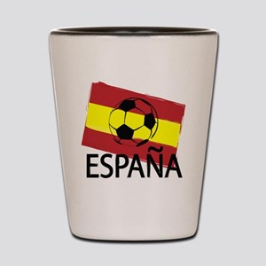 Italia Italy Football Soccer ball Shot Glass