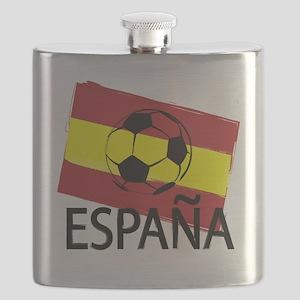 Italia Italy Football Soccer ball Flask